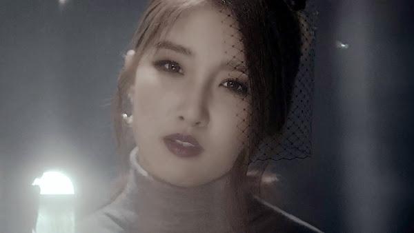 4minute Cold Rain Jihyun