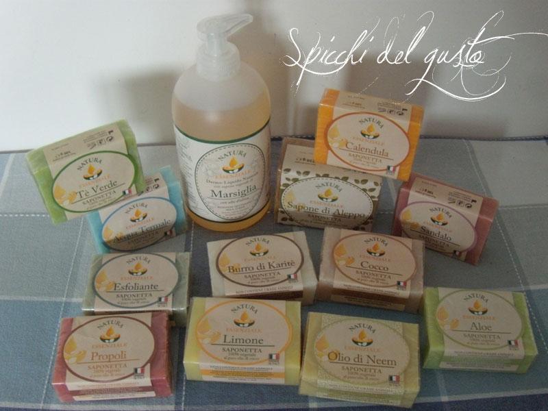 sapone Natura Essenziale