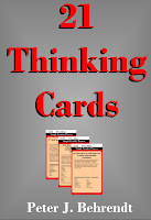 21 THINKING CARDS