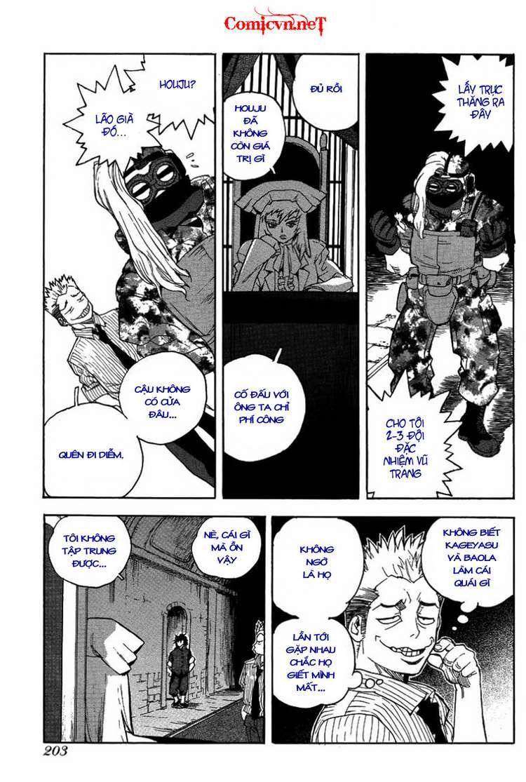 Aiki chap 73 - Trang 15