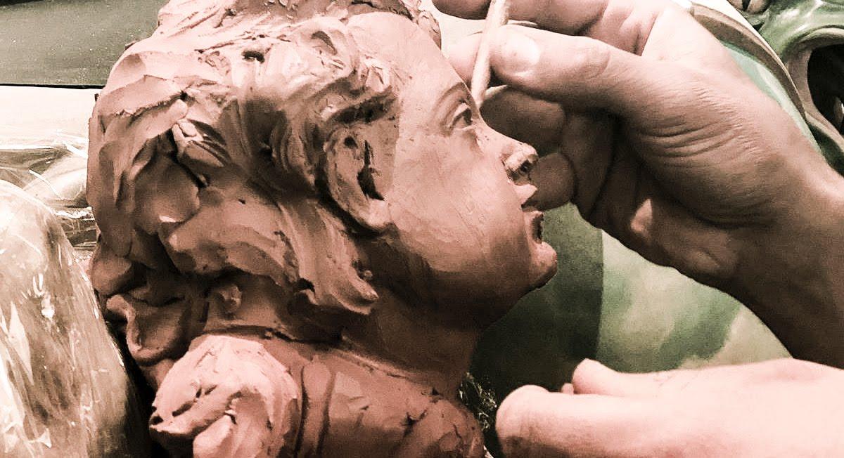 Pablo Lanchares: escultura e imaginería