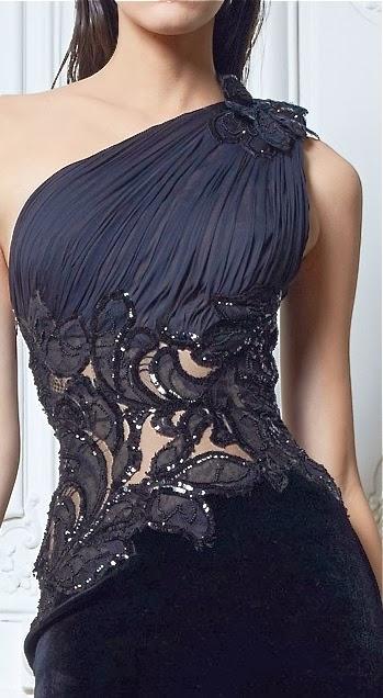 black lace, Zuhair Murad