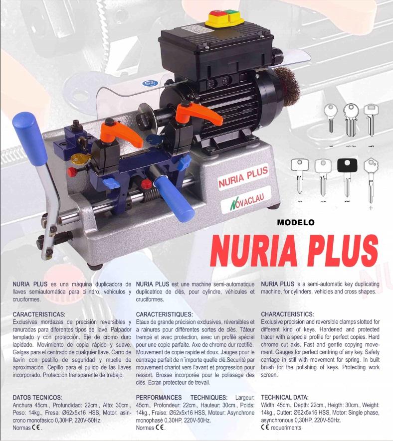NURIA PLUS