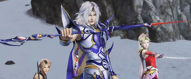 Dissidia Final Fantasy Cecil