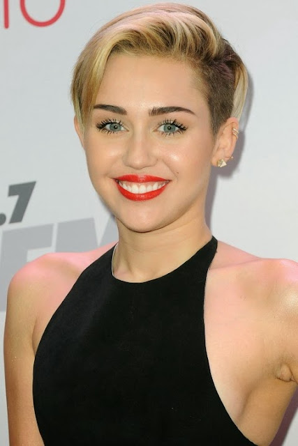 Miley Cyrus Short Hairstyles Season