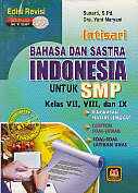 toko buku rahma: buku INTISARI BAHASA DAN SASTRA INDONESIA Untuk SMP Kelas VII, VIII dan IX, pengarang sunarti, penerbit pustaka setia