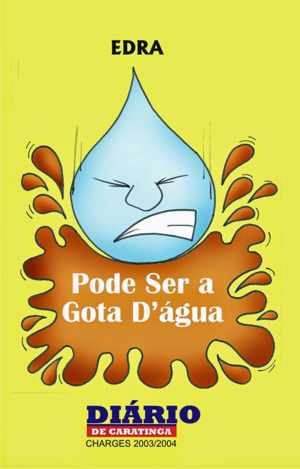 Poder Ser a Gota D'àgua / 2003 e 2004