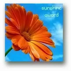The Sunshine Award.