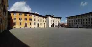 Piazza dei Cavalieri, Pisa (foto ap)