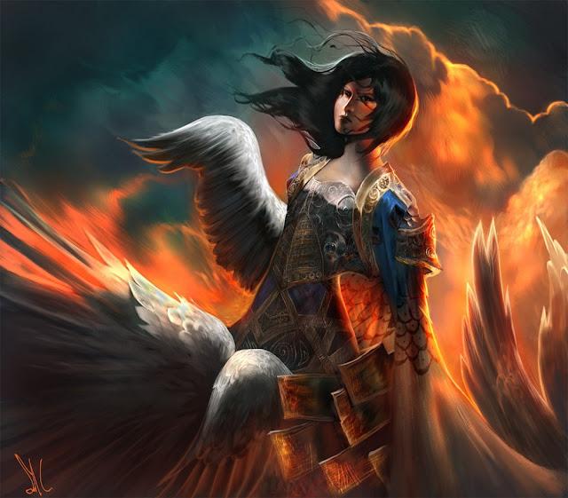 The harpy por Lappisch