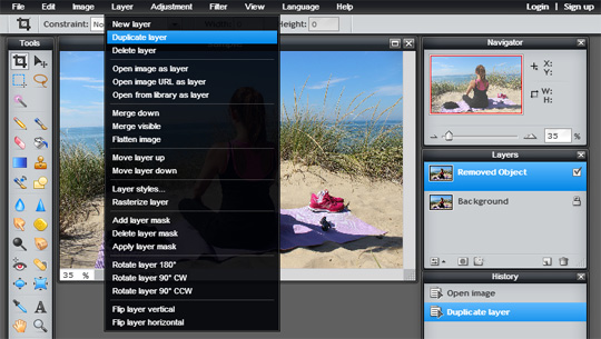 Easily remove unwanted objects from photos