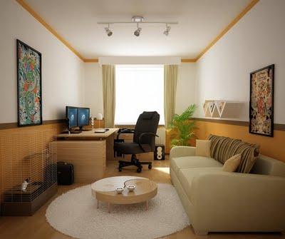 decora el hogar: decora salones acogedores