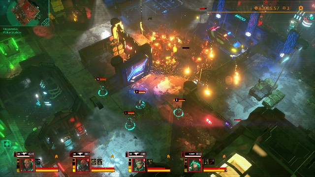 Satellite Reign PC Games Gameplay