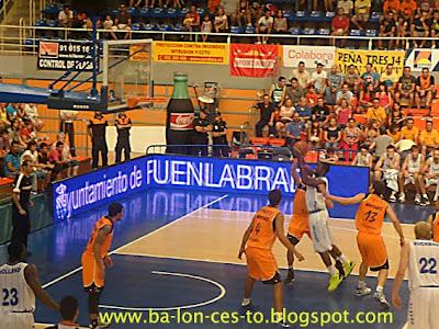 Amistoso Fuenlabrada-Cajasol Sevilla 2012