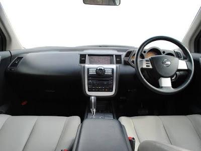 Foto Interior Nissan Murano Indonesia