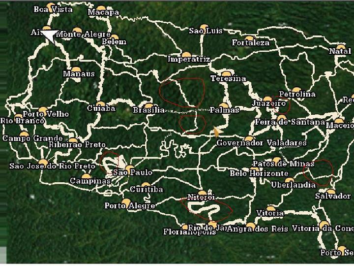 download mapa brasil 18 wheels haulin