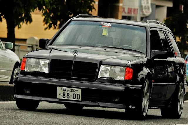 w124 wagon tuning