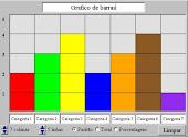 Manipulativo de gráfico de barra