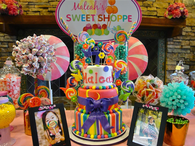 Orange County Los Angeles Kids Party Venue Birthday Parties At The Shoppe With Hollywood Candy Girls