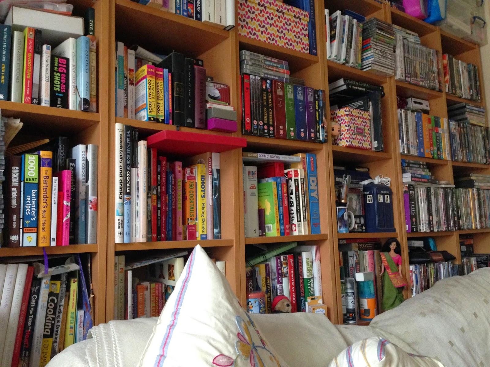 Ikea Billy Bookcase Wall