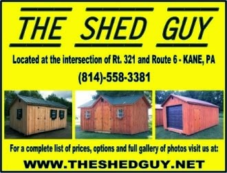 The Shed Guy