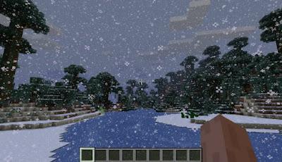 Sopwith's AllSnow Mod para Minecraft 1.7.2