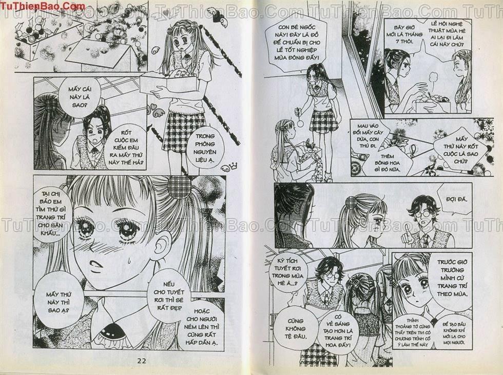 Xin Lỗi Tớ Thích Cậu chap 9 - Trang 11