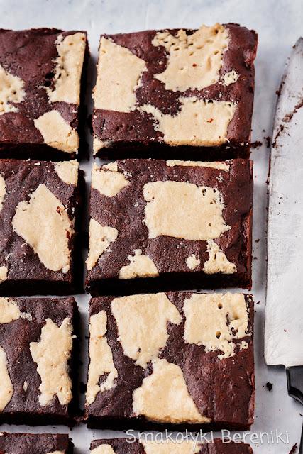 Mocno czekoladowe brownies