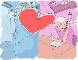 La plus belles lettre d'amour pour une relation à distance