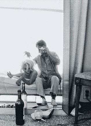 Marilyn y el fotógrafo