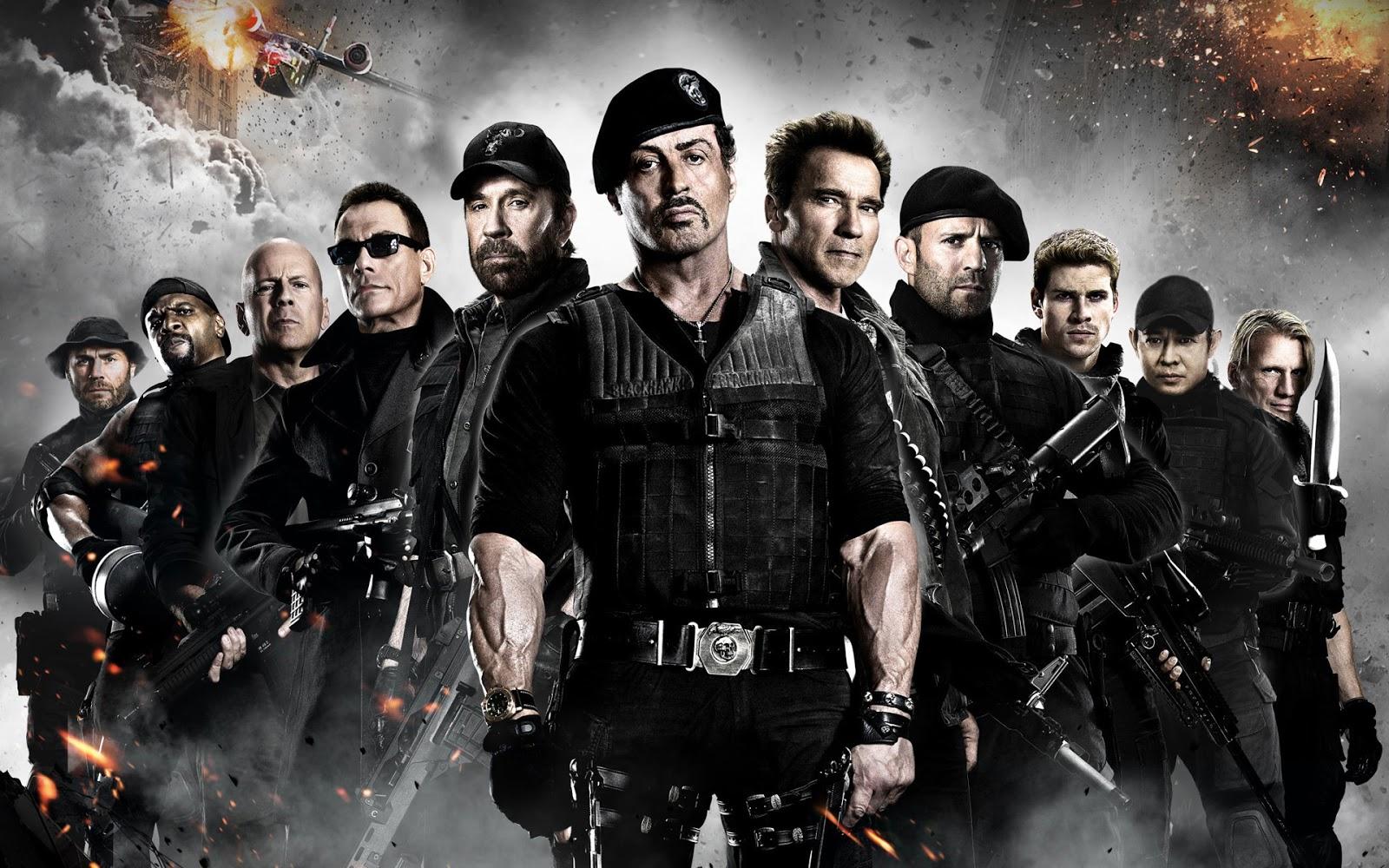 Pelicula Los Mercenarios 2