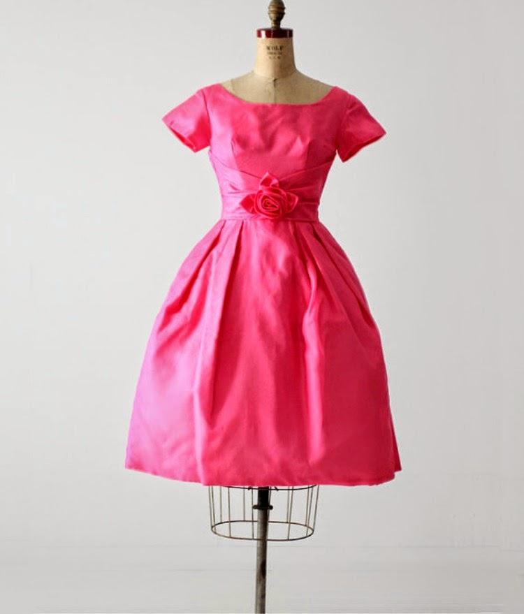 1960's Party Dress