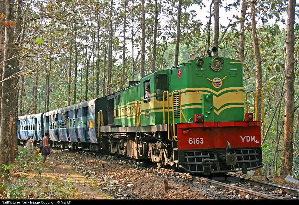 Indian Railways Train