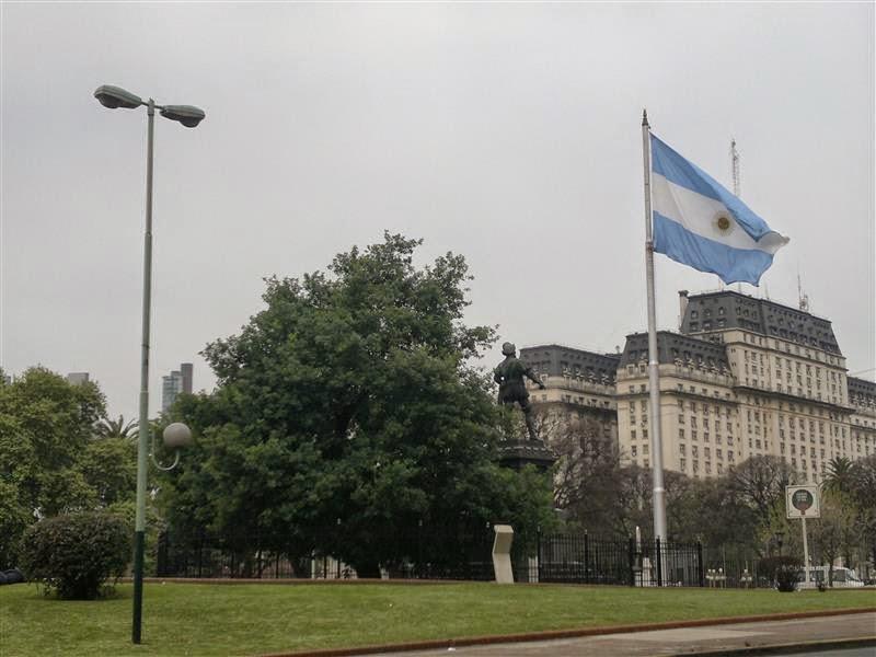 Buenos Aires - Árbol de Gernika