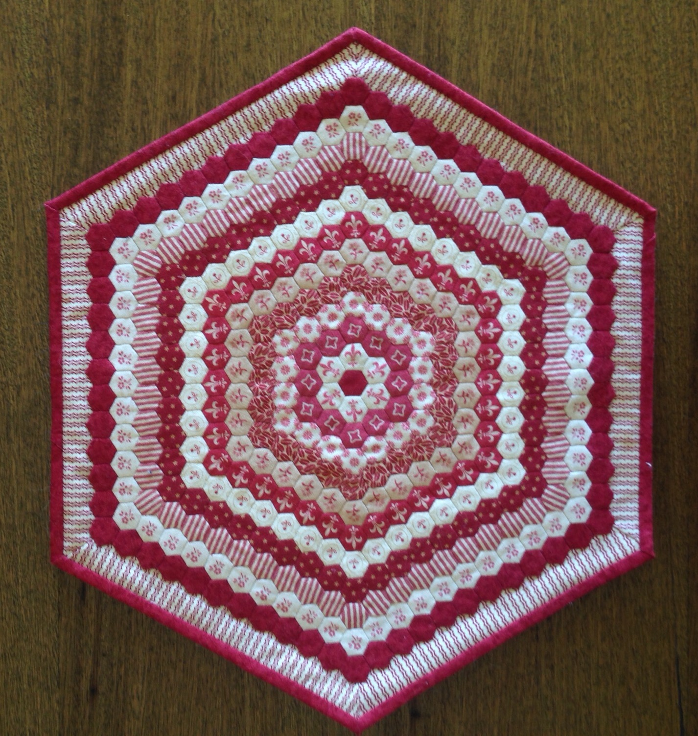 Hexagon Medallion