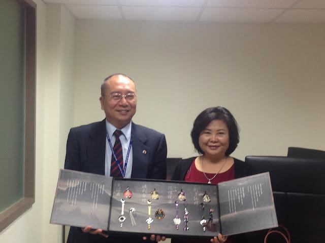 越南工業區參訪團