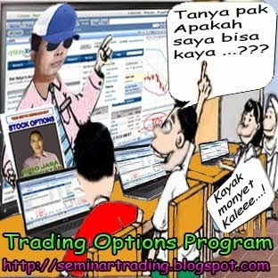 Software options trading