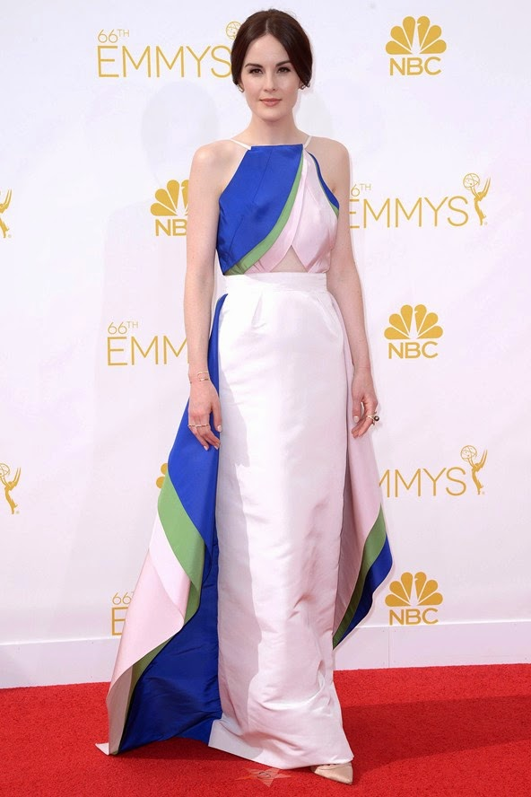Michelle Dockery Red Carpet Style