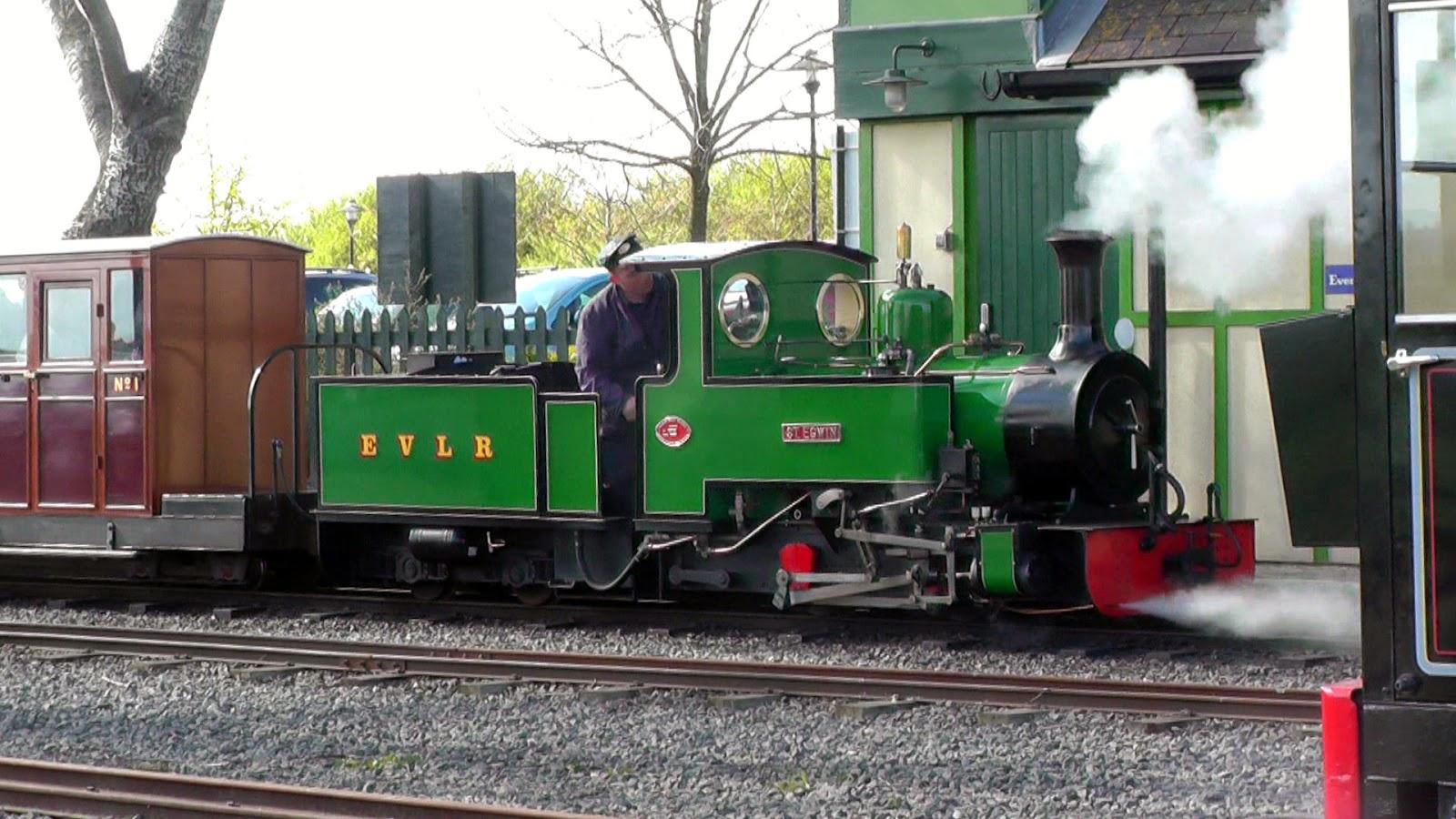 I found the Evesham Vale Light Railway