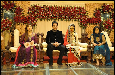 Fatima Effendi Wedding Pictures