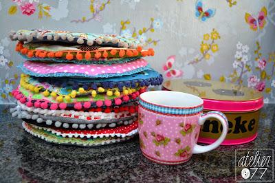 atelier077 tea pot coasters theepotonderzetters