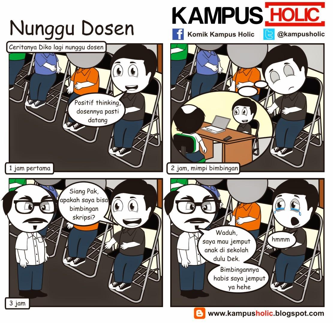 #652 Nunggu Dosen
