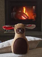 schema cucito per coniglietto