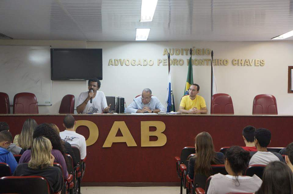 I CONFERÊNCIA LIVRE DE JUVENTUDE DE BARRA MANSA/ 2015