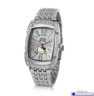jam tangan hello kitty murah