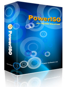 Download Power ISO 5.6 Full Version + Serial Number