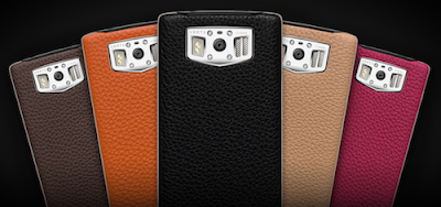 Introducing new Vertu Constellation runs Android