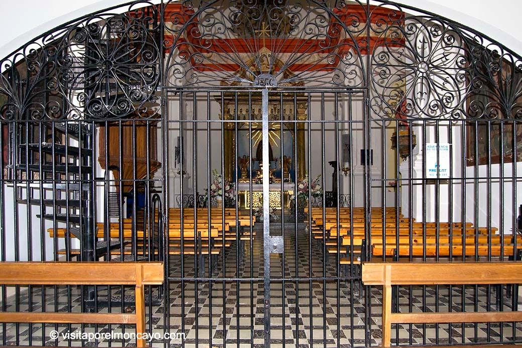 Ermita Nuestra Señora del Puy Mallén Comarca Campo de Borja Aragón