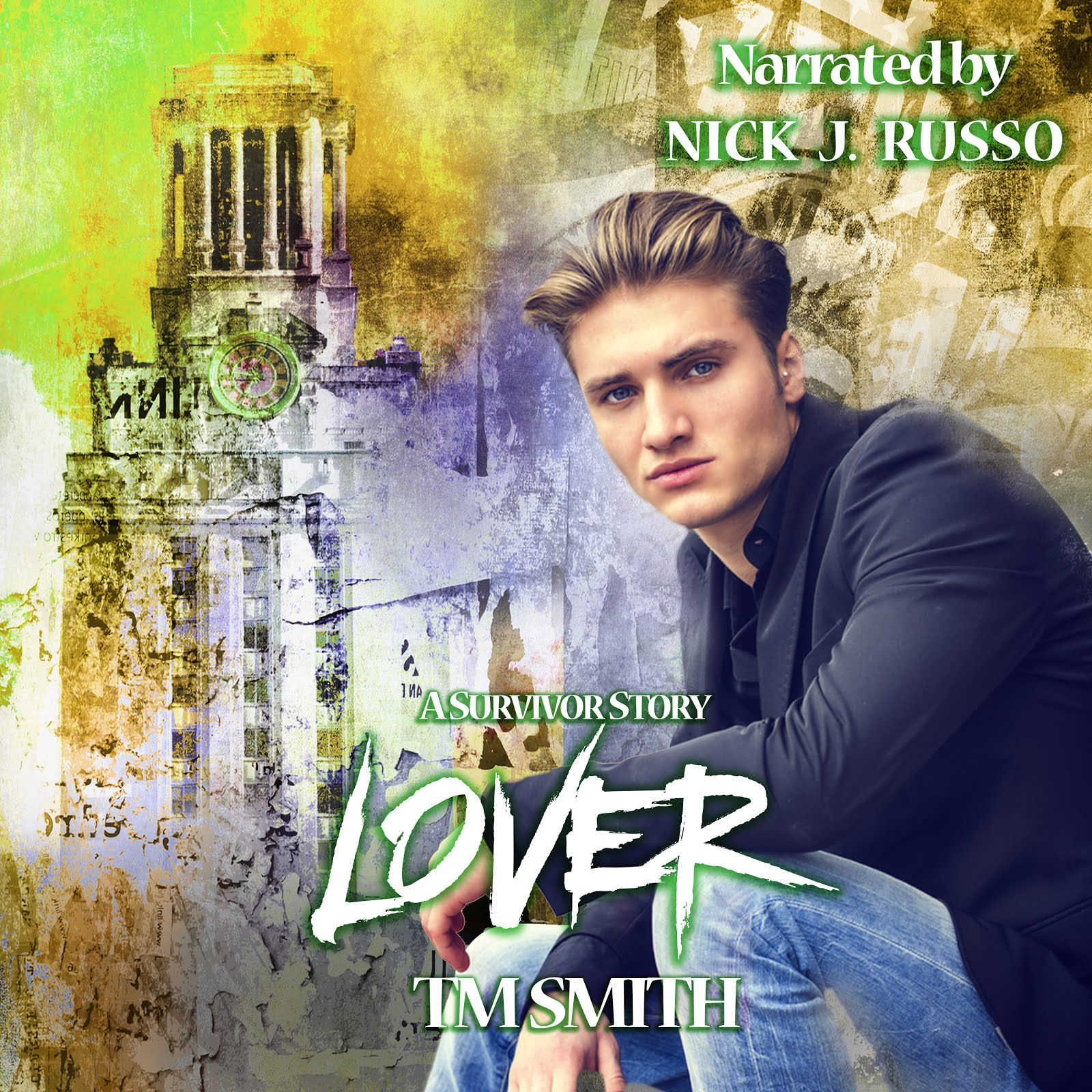 Lover is now available from Audible