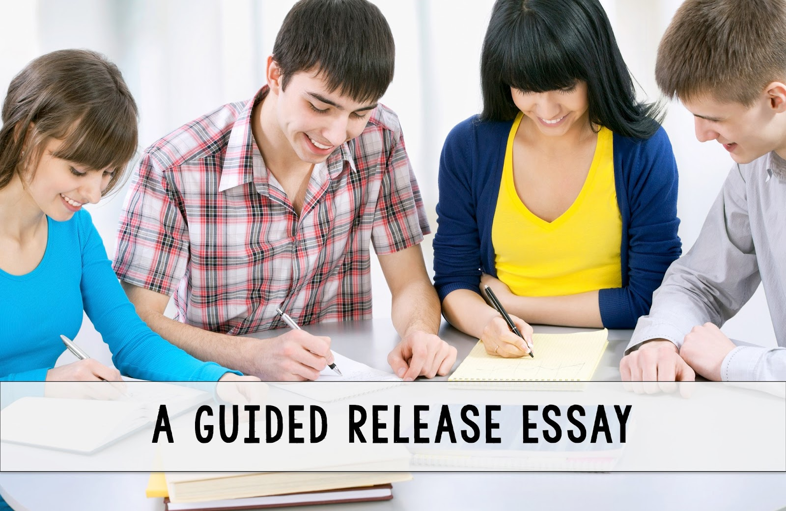 student and group essay